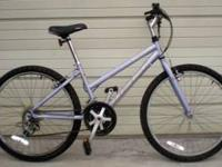 "This is a Womens Ladies GIANT MTX 200 18 SPD 24"" MTB"