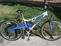 This bike is in excellent, basically new condition,