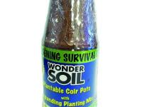 WONDER SOIL?s Gardening Survival Kit Coir Pots are