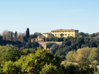This historic estate in the heart of Tuscany is
