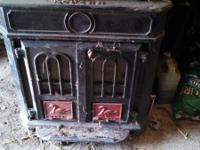 Wood and coal stoves 200.00 each huge also huge
