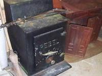 For Sale: $550.00. Rebel wood burning heating system,