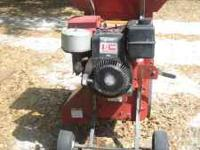 TROY-BILT 8hp Runs Great. Call Tom at  or email