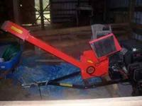 OHV Value Chipper Shredder for sale. 19.0 hp Kawasaki