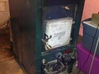 United States Stove Company (Clayton) 1600G wood and