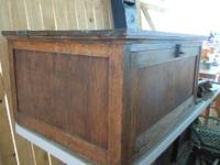 This old Wood Box came out of the old Cash Ranch