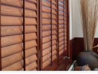 WOOD SHUTTERS. Whether your home dcor is modern,