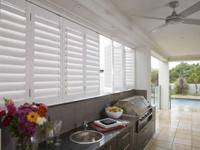 WOOD SHUTTERS. Customs Wood Shutters can include warmth