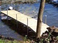 *30 Ft. Complete, Gently Used Dock in Great Condition!