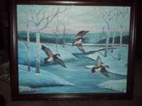 I have a painting painted by G Worner a very nice