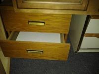 wood filing cabinet $10 OBO no reasonable offer