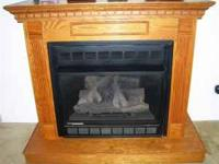 Have for sale a nice and used very Little fireplace