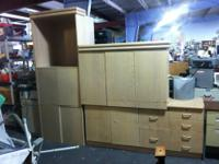 Wood Kitchen Cabinet $50 Chabad Thrift Store Non Profit