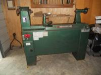 "20"" THROW- 39"" BED 1 1/2 HP 220 VOLT SINGLE PHASE"