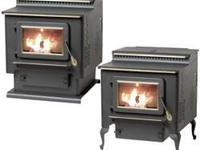 ENDLANDER STOVE wood pellet stoves - three clearance