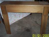 I have assorted pieces of Pine, Cherry, Oak, Walnut,