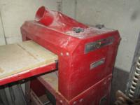 Wood Planer gangsaw profiller TRADE - Hi I have a near