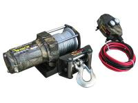 Wood Power Winch is ruggedly designed, to handle most