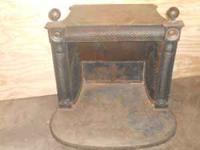 i have a wood stove in goood condition. $150.00 cash