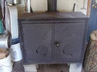 i HAVE A GREAT WOOD STOVE . I PUT IT IN MY GARAGE THIS