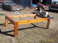 wood twin bed frame 10.00  thanks Location: wichita