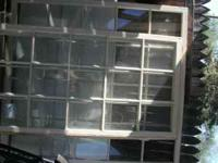 I HAVE 3 WOODEN WINDOW IN VERY GOOD CONDITION. $25.00