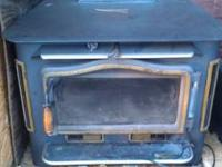 I have two wood stoves for sale.    First picture is a