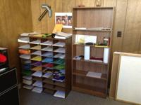 I am selling a mailbox/cubby/paper organizer. I have