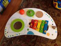Adorable wooden music table for sale. Does not require