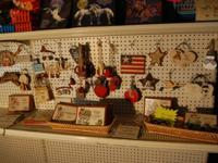 Brand new, assorted, wooden plaques, ornaments, home
