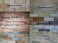 Rustix Woodbrix wood wall floor tile is offered in many