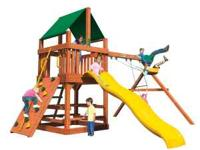 Tiger Tower Swing Set: Fun starts now! Open a world of