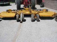 Woods 3180 15' rotary cutter very nice 540 pto