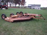 Woods HD315 mower. 1000 pto. If your tractor can run it