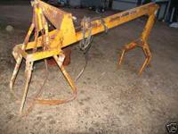 Woods Stak Feed 5 3pt For Hay Feed Sticks Cherrypicker