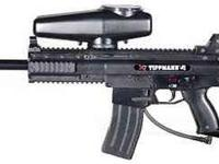 Tippmann X7 paintball marker for sale. Used in several