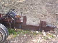 i got a wood splitter for sale and you can call me at