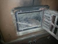 I have an old woodstove for sale 36x23x14. Its in used