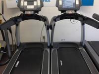 I have many commercial grade treadmills starting as low