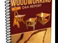 If you are an intermediate to experienced woodworker