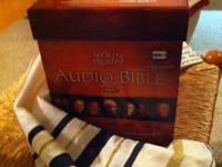 This is the Old and New Testament audio Scriptures