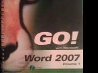 Go! With Microsoft Word 2007volume 1 Gaskin-Ferret