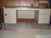 Great, old desk, Just needs cleaned. Asking $30.