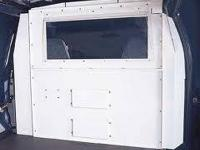 Part #:  865103 Weatherguard  Van Bulkheads With window