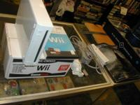 "we have for """"MARKETING"""" many NINTENDO Wii PARTS AND"