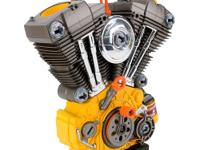 Engine overhaul kit is just like a real engine! Use