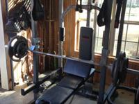 Description Workout Equipment Weider Club C670- with