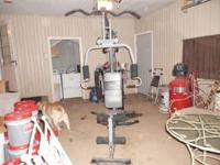 marcy platinum, total body workout,in great shape, call