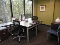Upscale Exec Private Offices are now available in the
