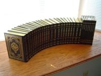 World Book Encyclopedia - 31 volumes (23 + 8 science